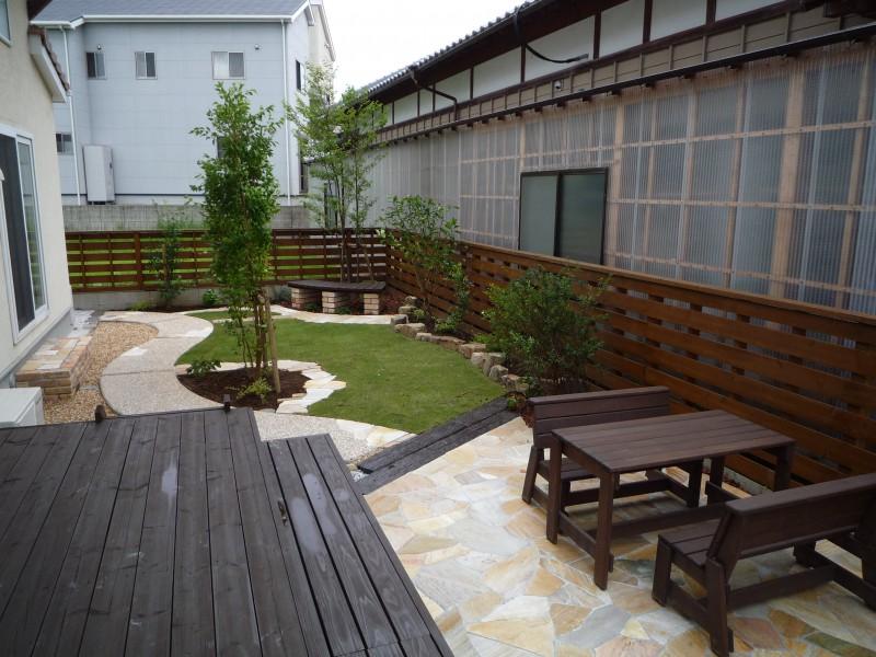庭をもっと楽しめる場所に