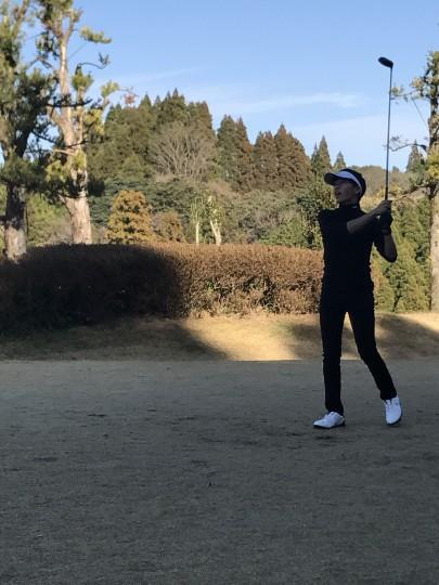 初ゴルフ 初物件 祝23歳!